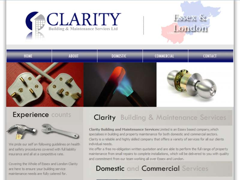Clarity Building and Mainteance Services