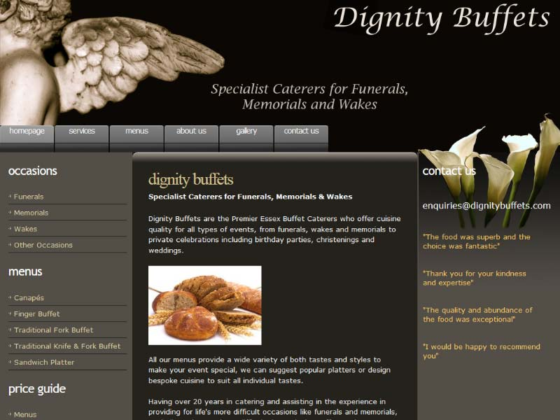 Dignity Buffets