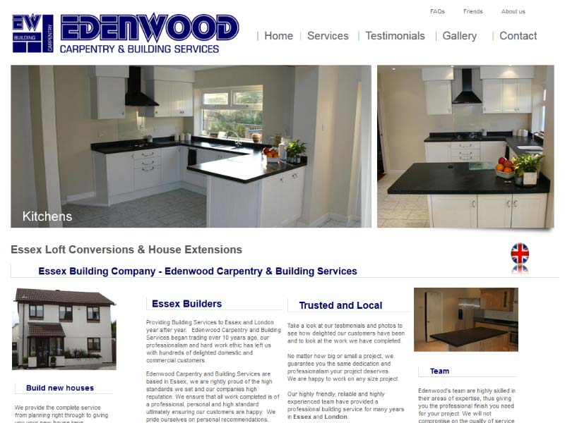 Edenwood Carpentry and Building Services