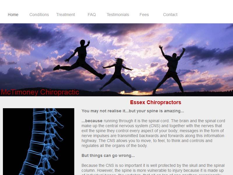 Essex Chiropractor