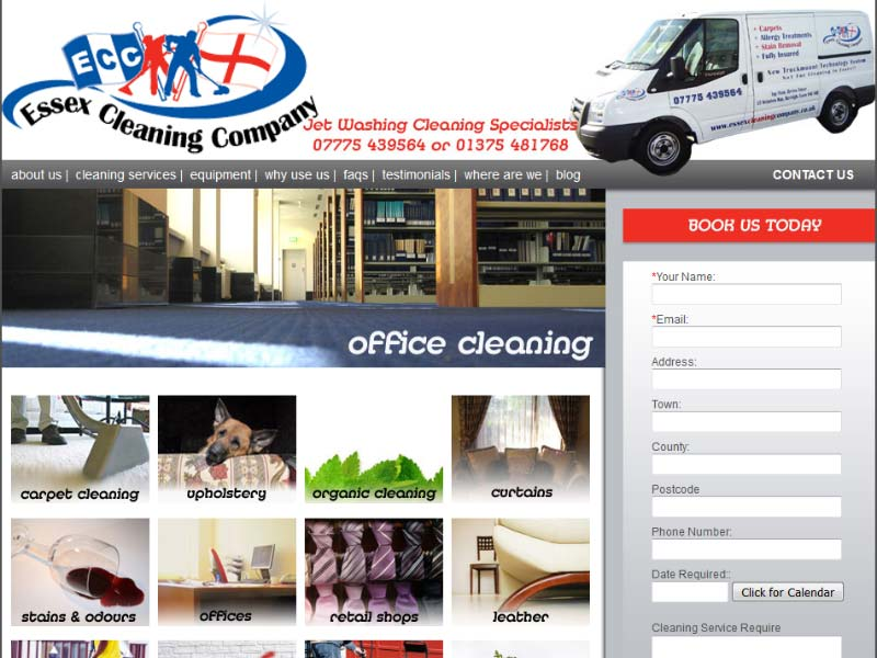 Essex cleaning Company