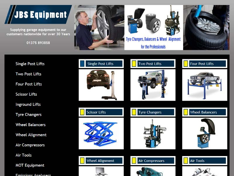 JBS Equipment