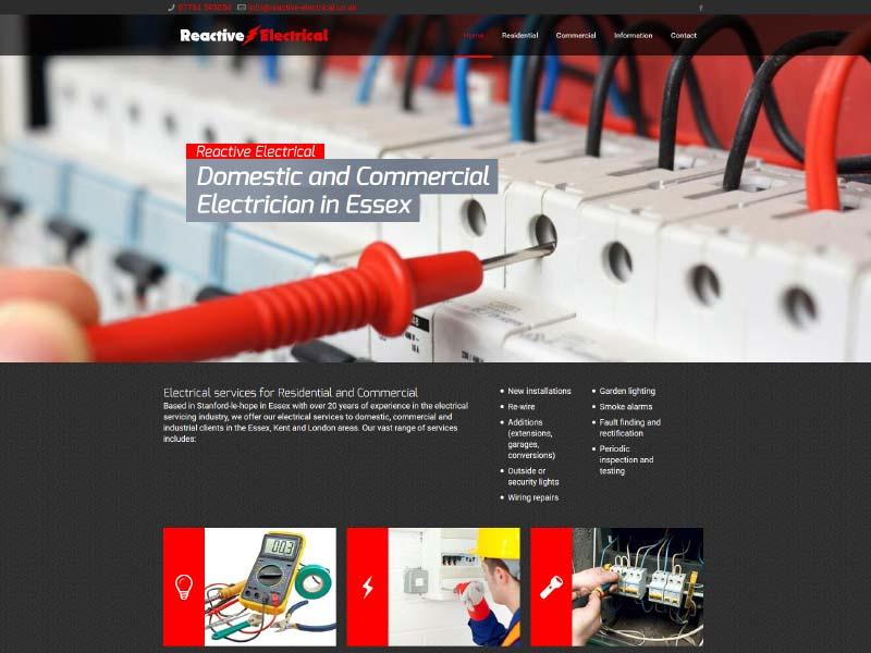 Reactive Electrical